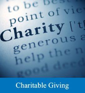 Charitable giving plano tx