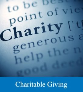 Charitable giving plano tx